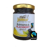 Jamco Banana and Blackberry Spread