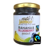 Jamco Banana and Blueberry Spread